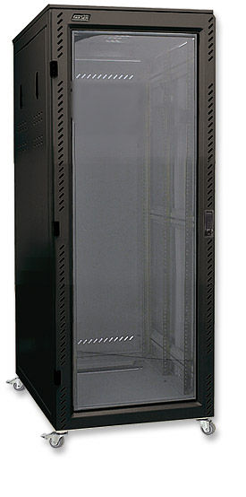 IC Network Free Stand Cabinet 30U, 56in, RU-3021N Only $490.00  at USBGear.com