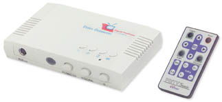 PC to TV Converter Only $99.00  at USBGear.com