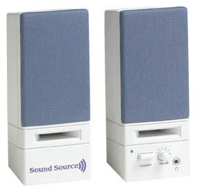 SoundSource 160 Powered Speaker System - Image A