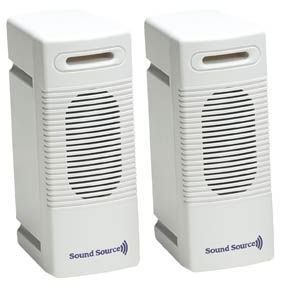 SoundSource USB 120 Powered Speaker System - Image A