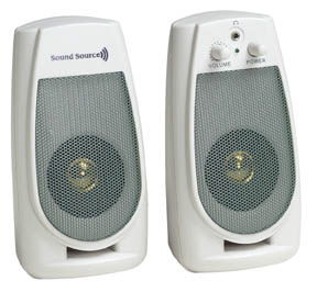 SoundSource 240 Powered Speaker System - Image A