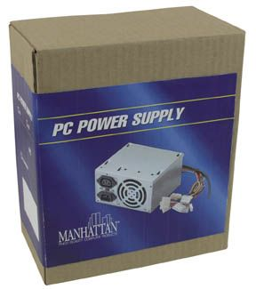 MH Power Supply ATX, 250W Only $14.90  at USBGear.com