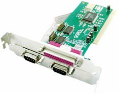 Mercury PCI Cards Only $24.77  at USBGear.com