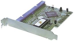 Mercury Controller Card PCI, ATA100 Controller Only $24.50  at USBGear.com