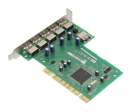 USB 2.0 NEC CHIP ADAPTEC USB Card PCI, 5 port - Image B