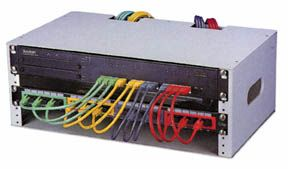IC Network Mini Rack 4U, 19in Only $98.00  at USBGear.com