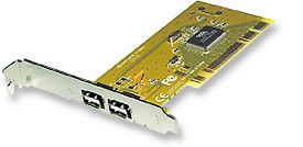 Mercury USB 2.0 PCI Card 2 port          - Image A