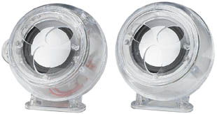 SoundSource Speaker System Crystal Series, 160W - Image A