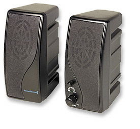 SoundSource Speaker System     Only $5.25  at USBGear.com
