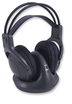 SoundSource Wireless Headphone - Image A