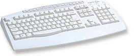 True-Touch Keyboard            - Image A