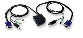 iView Mini KVM Switch          - Image A