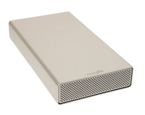 3.5 FireWire 1394a and USB 2.0 Aluminum External Enclosure Only $69.99  at USBGear.com