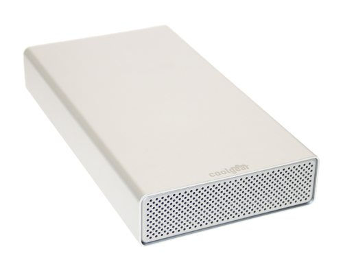 Aluminum HIGH-SPEED 3.5 Drive External USB 2.0 Enclosure for PATA Hard Drives Only $59.87  at USBGear.com