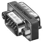 DB9 Mini Gender Changer Only $2.00  at USBGear.com