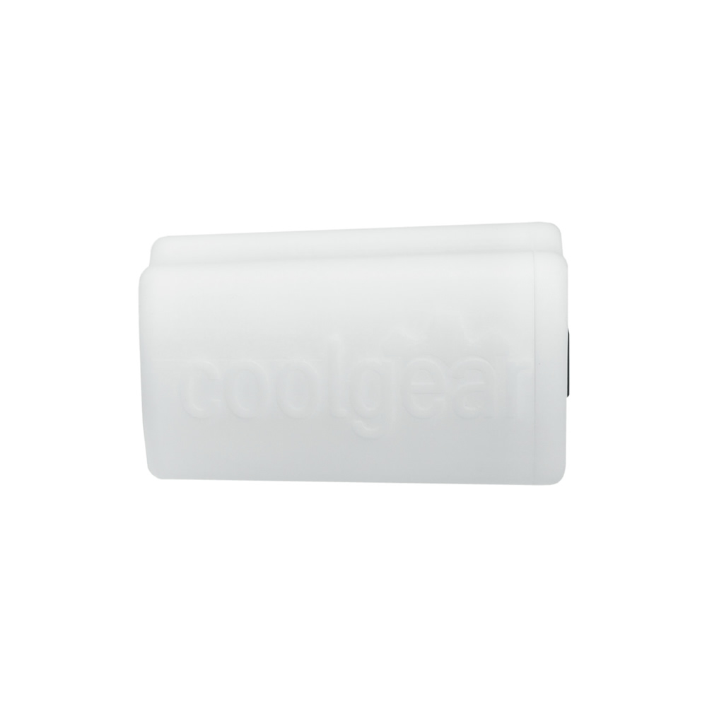 22W DC to USB-PD White Power Pod Adapter for Power Delivery 2.1MM Jack - Image C