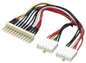 MH Internal Power Cable AT Motherboard Pwr Ext, 8in Only $2.90  at USBGear.com