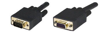 SVGA Monitor Cable Only $6.25  at USBGear.com
