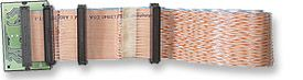 MH Ultra 160 Ribbon Cable 8xDB68/HPM, 2m, w/term Only $49.00  at USBGear.com