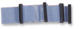 MH Ultra 160 Ribbon Cable 4xDB68/HPM, 1m Only $23.50  at USBGear.com