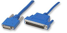 MH Cisco Router Cable Cisco26 to DB37F, 3m Only $59.00  at USBGear.com