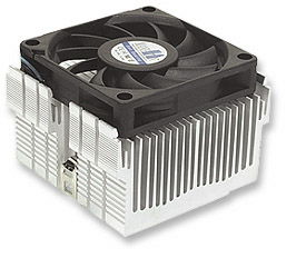 MH CPU Cooler Socket A, 2.0Ghz Only $7.90  at USBGear.com