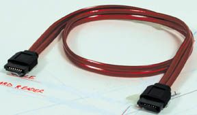 MH IDE SATA150 Serial Cable 1 device, 19in Only $3.10  at USBGear.com