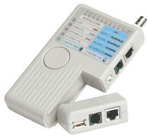Intellinet Remote Multi Cable Tester - Image A