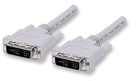 MHB Digital Video Cable DVI digital to DVI Analog, 6ft Only $12.40  at USBGear.com