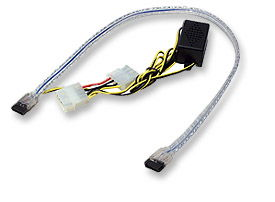 MH IDE SATA150 Serial Cable    Only $12.95  at USBGear.com