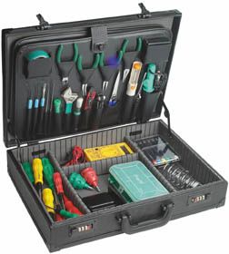 Manhattan Professional Briefcase Tool Kit Only $101.00  at USBGear.com