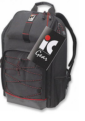 IC Gear Computer Backpack  Only $23.50  at USBGear.com