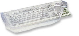 MH Keyboard Cover 19x7x1.5 Only $1.95  at USBGear.com