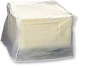 MH Printer Dust Cover Laser Printer, 19x19x12 Only $4.75  at USBGear.com