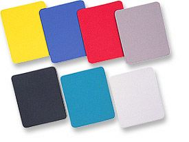 MH Mouse Pad Foam, 6mm, Blue, Bulk - Image A