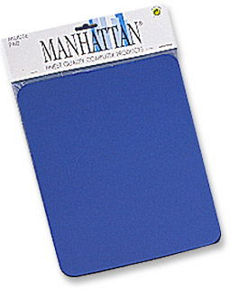 MH Mouse Pad Foam, Blue, Retail Only $0.79  at USBGear.com