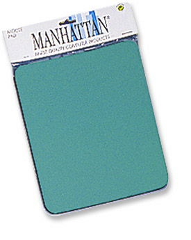 MH Mouse Pad Foam, Green, Retail - Image A