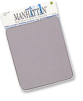 MH Mouse Pad Foam, Grey, Retail Only $0.79  at USBGear.com