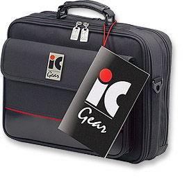 IC Gear Ultimate Notebook Bag  Only $19.00  at USBGear.com