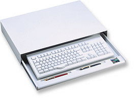 MH Keyboard Drawer Desktop, 14x22x4 Only $14.30  at USBGear.com