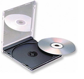 MH Jewel Case 1 piece - Image A