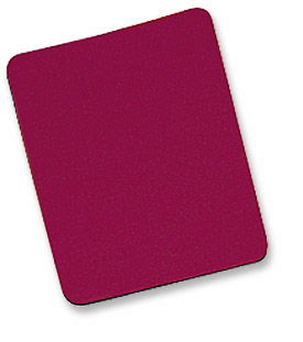 MH Premium Mouse Pad Rubber, Wine - Image A