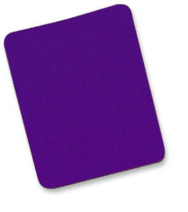 MH Premium Mouse Pad Rubber, Purple - Image A