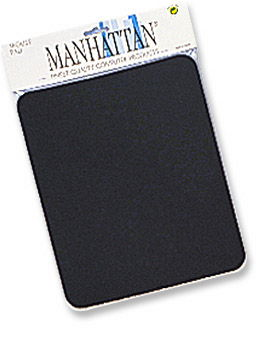 MH Mouse Pad Foam, Black, Retail - Image A