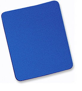 MH Premium Mouse Pad Rubber, Blue Only $0.99  at USBGear.com