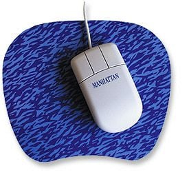 MH Ultra-Thin Mouse Pad Blue Only $1.95  at USBGear.com