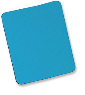 MH Premium Mouse Pad Rubber, Teal - Image A