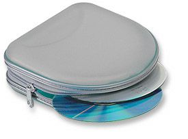 CD Carry Case 24 CD Capacity/Gray Only $3.90  at USBGear.com