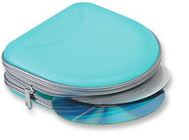 CD Carry Case 24 CD Capacity/Blue Only $3.90  at USBGear.com