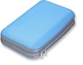 CD Carry Case 48 CD Capacity/Blue Only $4.90  at USBGear.com